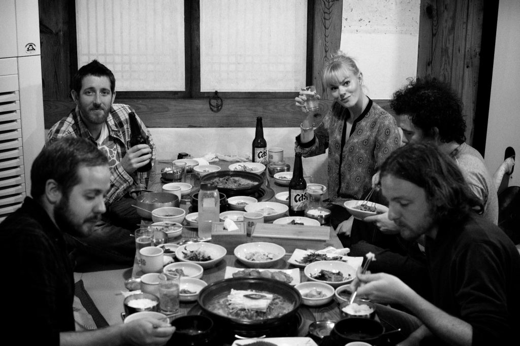 Brebach, South Korean Barbecue, photo by Iain Thomson