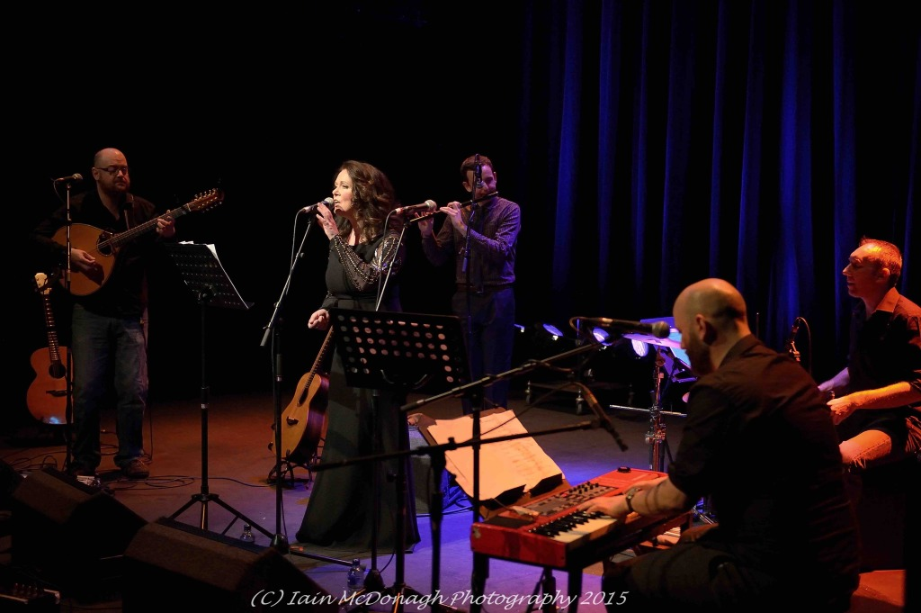 Mairi Macinnes album launch, photo by Iain McDonagh