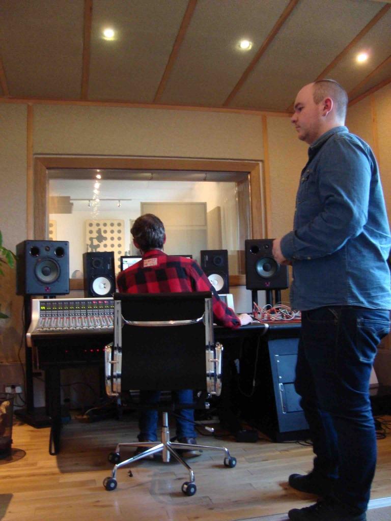 Matheu Co-producing