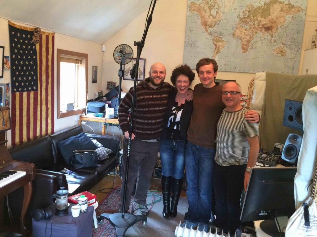 Mairi Macinnes album recording